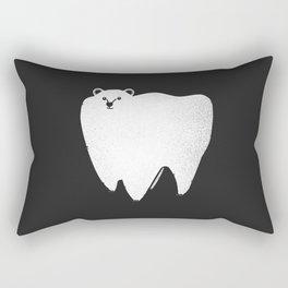Molar Bear Rectangular Pillow