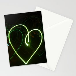 Love in Lights Stationery Cards