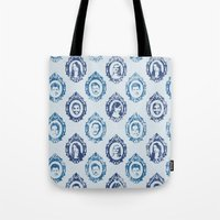 parks Tote Bags featuring Parks Dept. by Emily