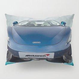 McLaren Sports Car Pillow Sham