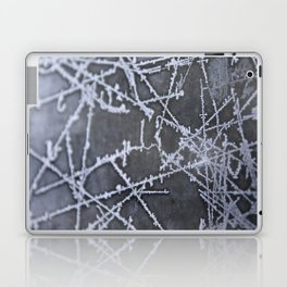 Texture #8 Ice Laptop & iPad Skin