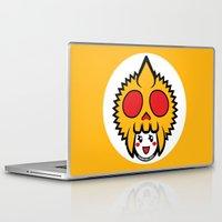 pagan Laptop & iPad Skins featuring Pagan Mustard by Pagan Holladay