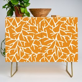 Branches - Orange Credenza