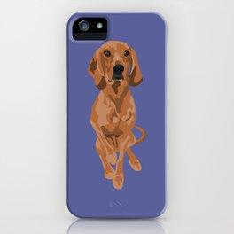 Lilli B iPhone Case