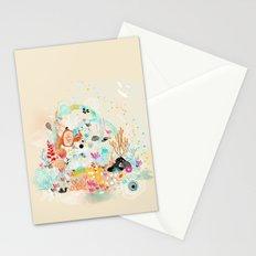 under the water wonderland Stationery Cards