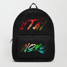 Stay Woke Backpack