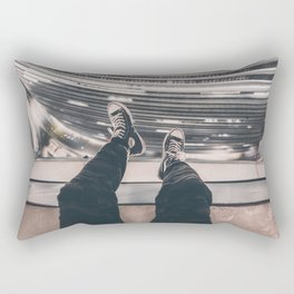 Nightscape Nines Rectangular Pillow