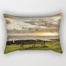 Croyde Bay Rectangular Pillow