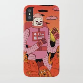 Alien Invader iPhone Case