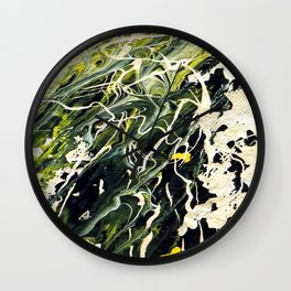 Number_7 Wall Clock