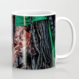 SuperCorp Captain Luthor and Admiral Zorel Coffee Mug