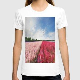 Delphiniums T-shirt
