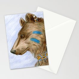 Medicine Bear Stationery Cards