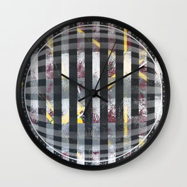 Polarized - 3D graphic Wall Clock