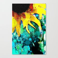 :: Sun Kissed Fate:: Canvas Print