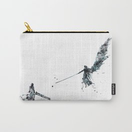 Final Fantasy Watercolor Carry-All Pouch