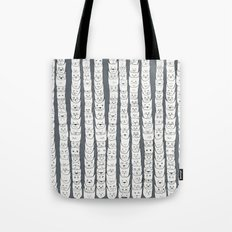 Stacks of cats Tote Bag