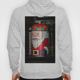 An Aside Glance Santa Hoody