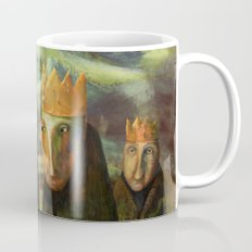 In the Company of Kings Mug