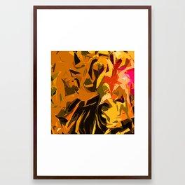 Desert Dunes Framed Art Print