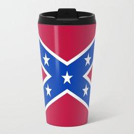 Confederacy Naval Jack Travel Mug