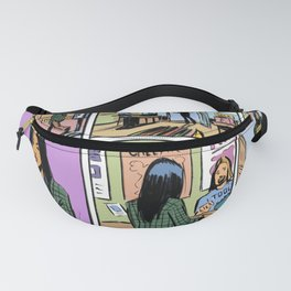 Record Girl Fanny Pack