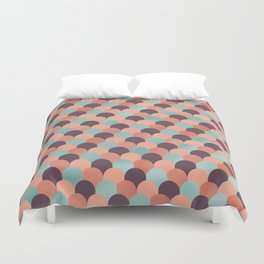 Scales Duvet Cover
