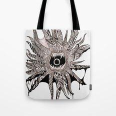 Ink'd Kraken Tote Bag