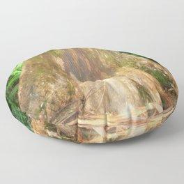 "Mountain Ash Tree (Aka ""The Big Boy"") Floor Pillow"