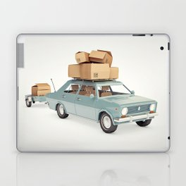 The Russian Laptop & iPad Skin