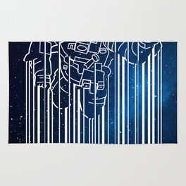 Astrocode Universe Rug