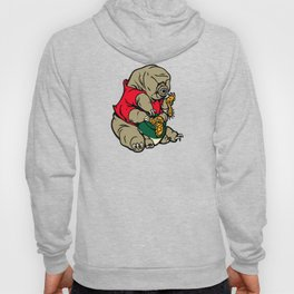 Water Pooh Bear (Tardigrade) Hoody