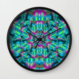Through The Looking Glass 3 Wall Clock