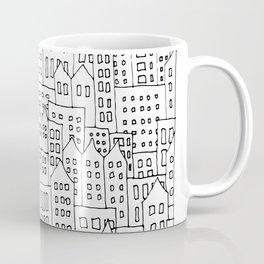 Coit City Pattern 1 Coffee Mug