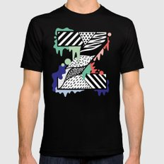 Z for …. MEDIUM Mens Fitted Tee Black