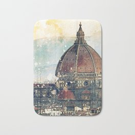 Florence - Cattedrale di Santa Maria del Fiore Bath Mat