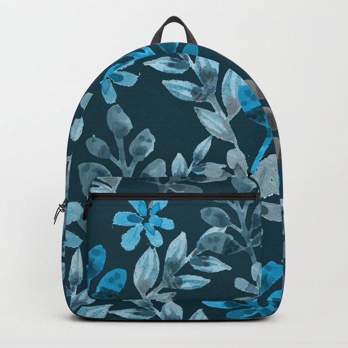 Leaf pattern III Backpack