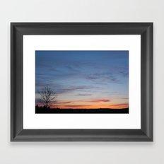 Set Framed Art Print
