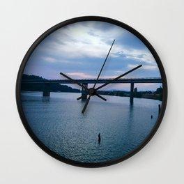 Mindfull Wall Clock