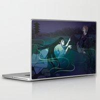 siren Laptop & iPad Skins featuring Siren by Katie Badenhorst