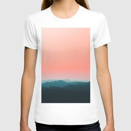 Early morning layers T-shirt
