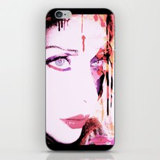 Pinki iPhone & iPod Skin