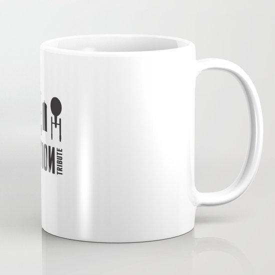 Beyond imagination: Discovery One postage stamp Mug