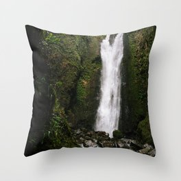 Adventure Falls Throw Pillow