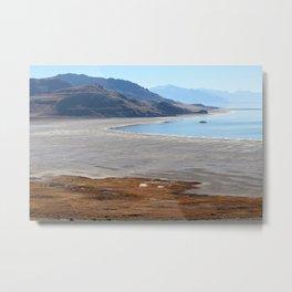 Antelope Island State Park Metal Print