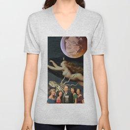 Moon Maids Unisex V-Neck
