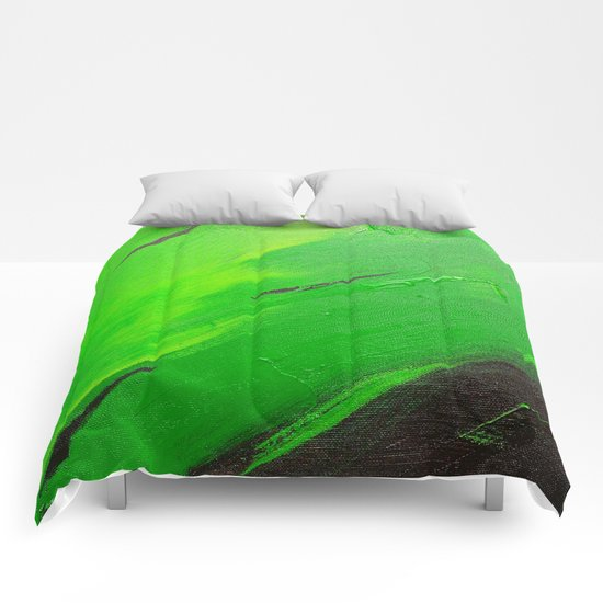 Simply Green Comforters