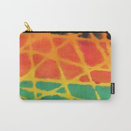 Colorful giraffe pattern Carry-All Pouch