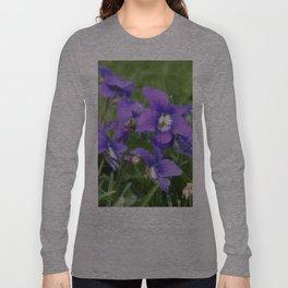 Lawn Gems of Spring Long Sleeve T-shirt