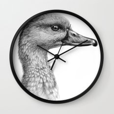 West Indian Tree Duck SK066 Wall Clock